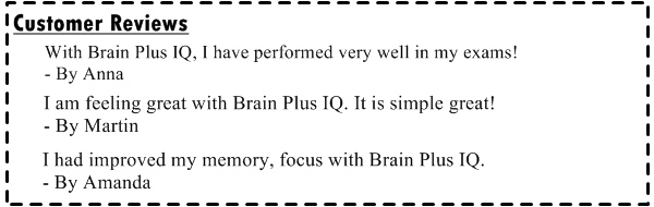 brain plus iq testimonials