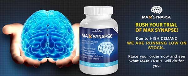 max synapse ingredients