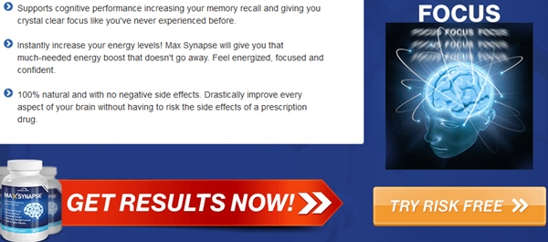 max synapse trial